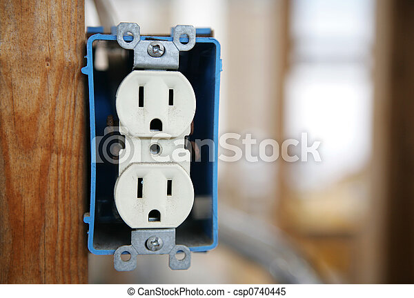 Electrical Receptacle  - csp0740445