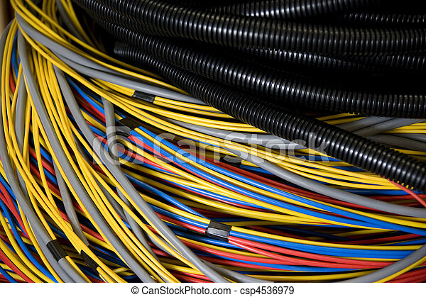 Electrical Wires - csp4536979