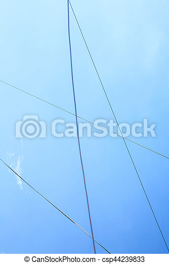 Electrical wires - csp44239833