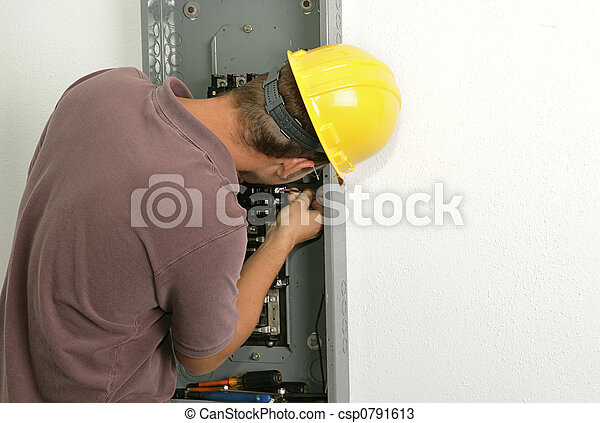 Electrician Connecting Wire - csp0791613