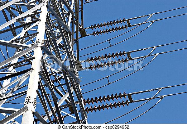 electricidad - csp0294952
