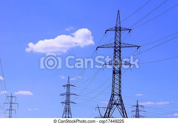 electricidad - csp17449225