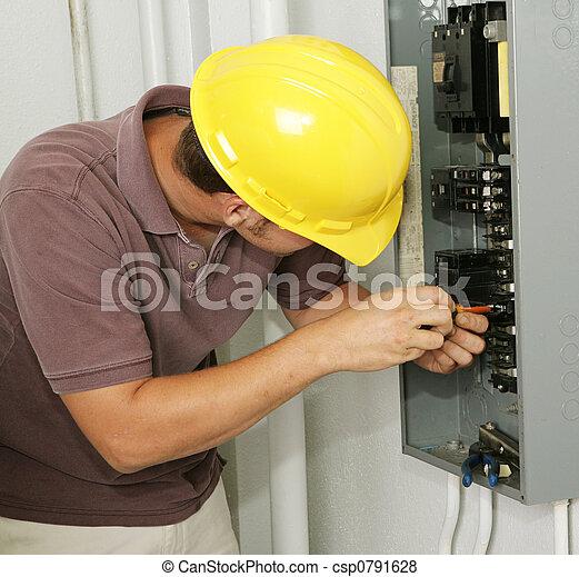 Panel de interruptores eléctrico - csp0791628