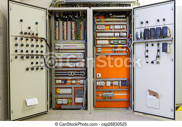 Breaker Fuse Box Graphic Wiring Diagram House