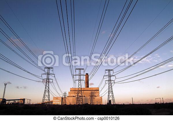Electricity generat - csp0010126