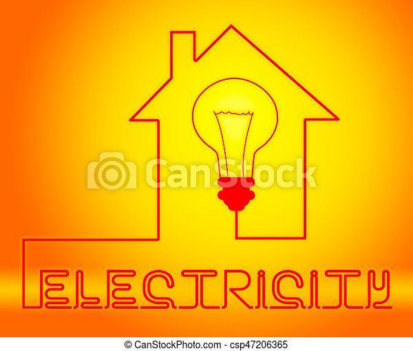 Electricity Light Bulb Meaning Power Source And Circuit Electricity