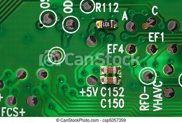 electronic background green computer circuit board csp5057359