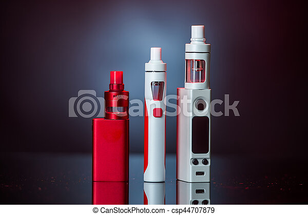 Electronic Cigarette - csp44707879
