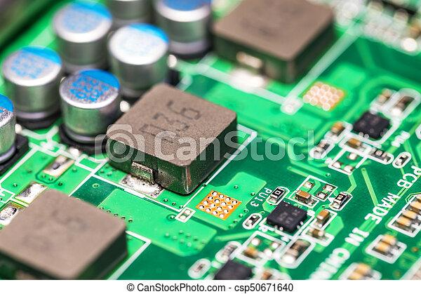 Electronic circuit board PCB - csp50671640