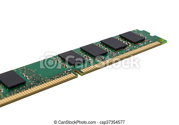 Electronic collection - computer random access memory (RAM) modules - csp37354577