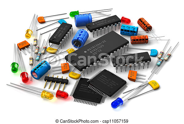 Electronic components - csp11057159