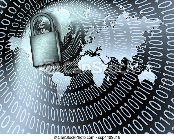 Electronic Security - csp4489816