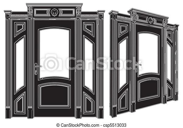 Elegance Door - csp5513033