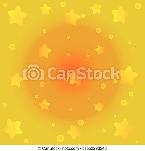 elegancki, tło, boże narodzenie, gwiazdy - csp52228243