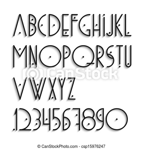 elegant letters sivan mydearest co Receptionist Skills Resume elegant alphabet letters and numbers with shadow vector set eps