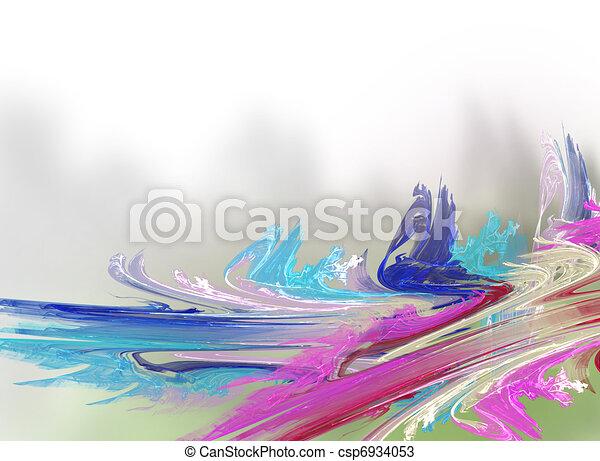 Elegant Design  - csp6934053