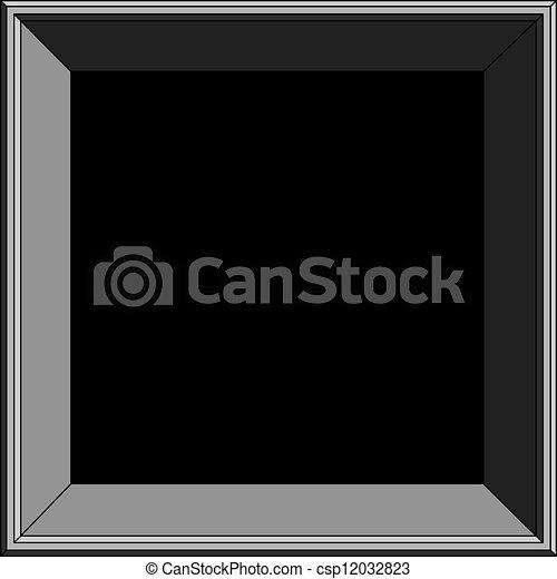 Elegant frame - csp12032823