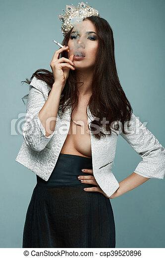 Hot brunette images