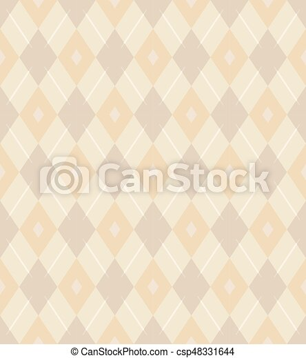Elegant Seamless Victorian Wallpaper Background Rhomb Check Cross Diamond Geometry Line