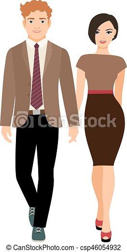 koppla in kläder
