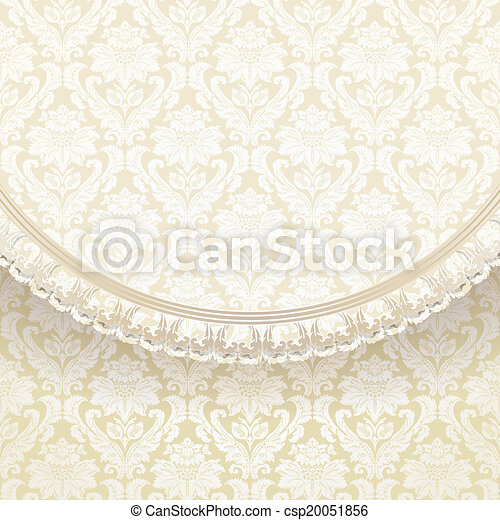 elegante, fondo, vendemmia - csp20051856