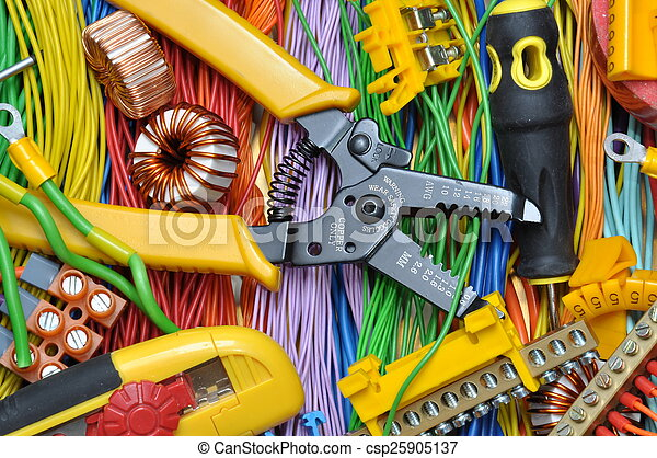 elektriskt element, utrustning - csp25905137