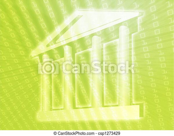 elektronisch, regering - csp1273429