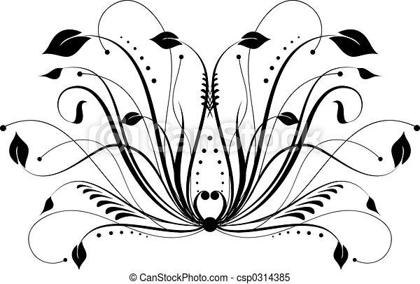 elemento decorativo - csp0314385