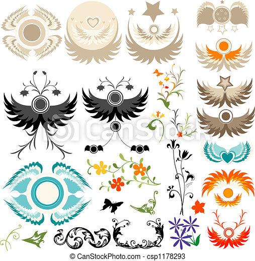 Elementos de diseño - csp1178293