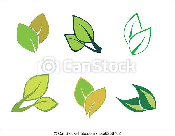 elementos florais - csp6258702