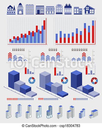 elementos, infographics - csp18304783