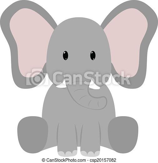 Elephant - csp20157082