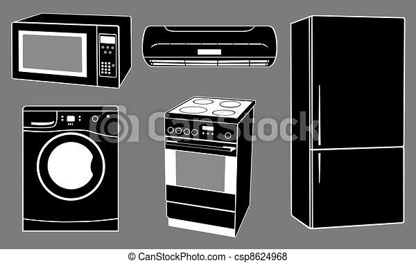 eletrodomésticos - csp8624968
