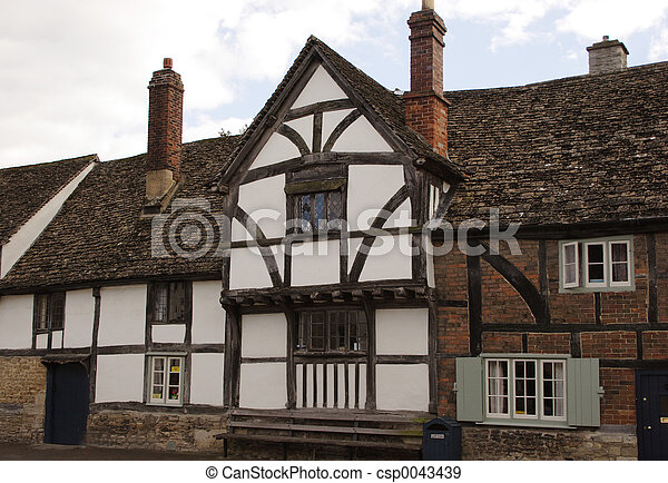 Elizabethan House - csp0043439