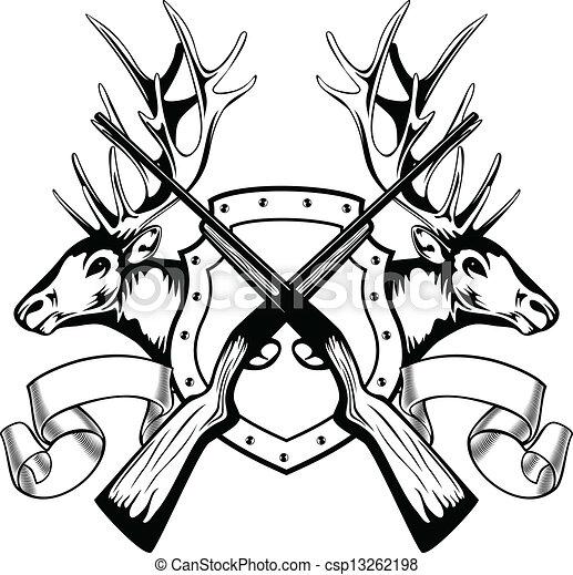 Elk Illustrations And Clipart 6583 Elk Royalty Free Illustrations