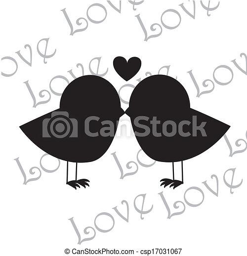 elsk fugle - csp17031067