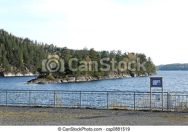 Elvåga Dam - csp0881519
