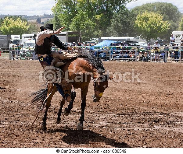 Rodeo Reiten