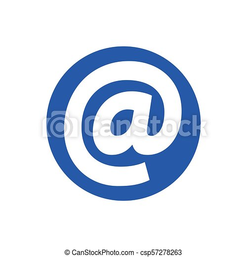 Email address icon - csp57278263