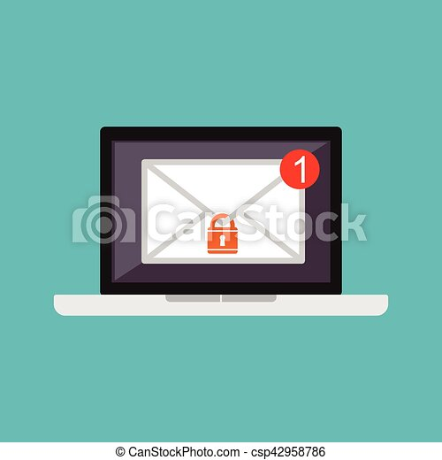Email Authority. Email protection. Email security. - csp42958786