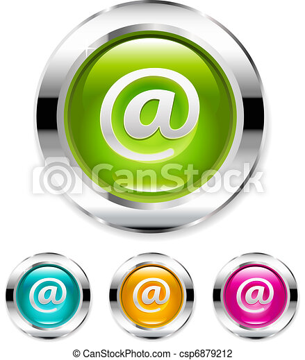 email button - csp6879212