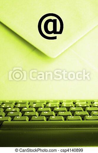email concept - csp4140899