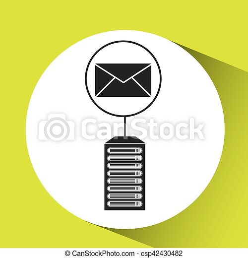 email data center connection - csp42430482