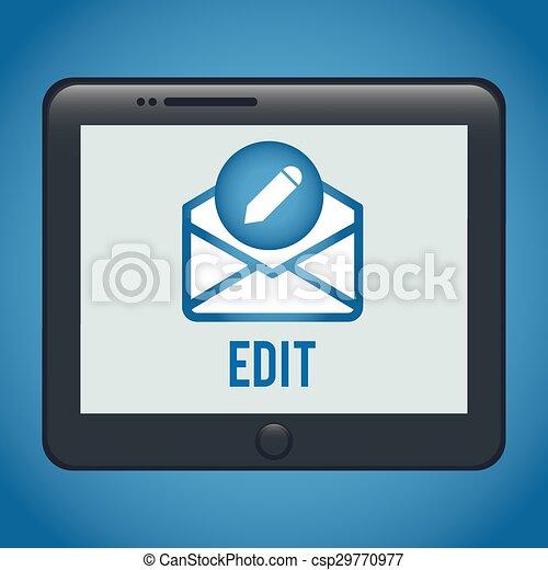 Email design - csp29770977
