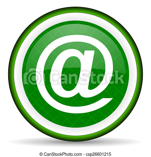 email green icon - csp26601215