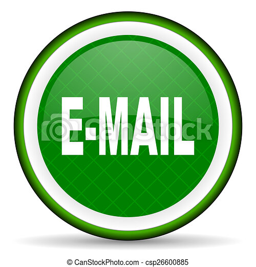 email green icon - csp26600885
