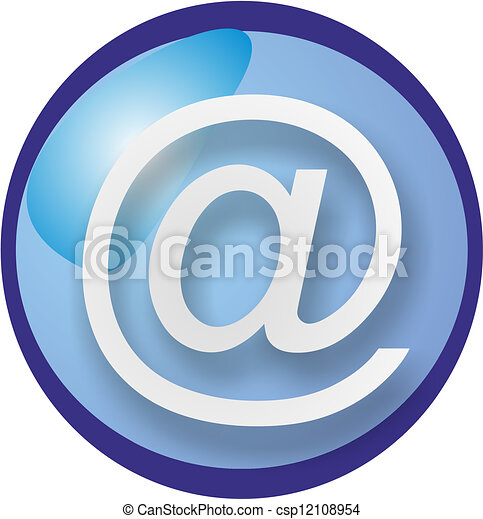email icon - csp12108954