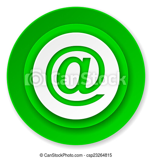email icon - csp23264815