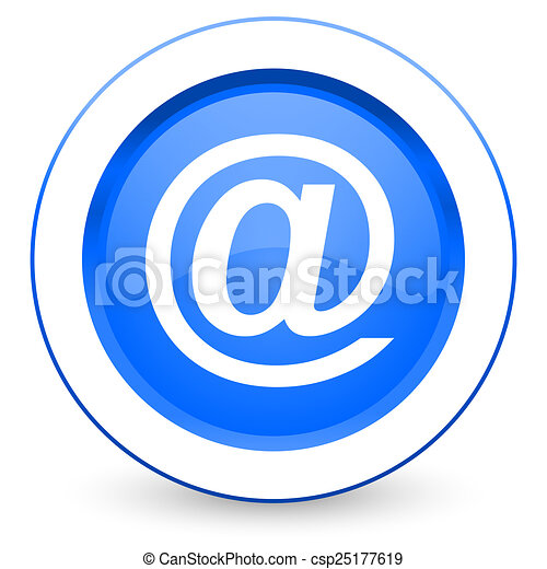 email icon - csp25177619