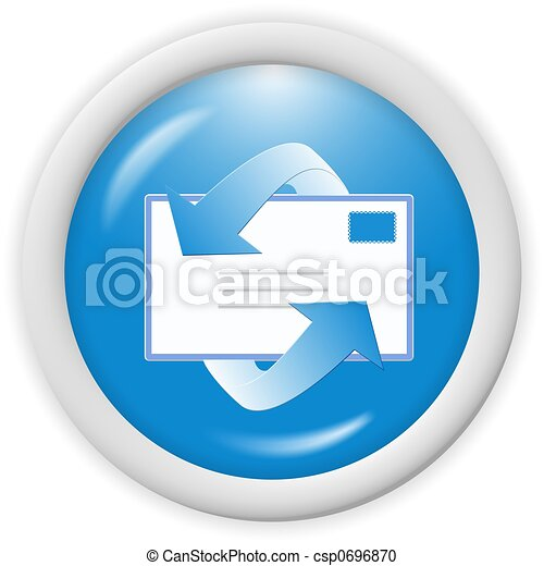 email icon - csp0696870